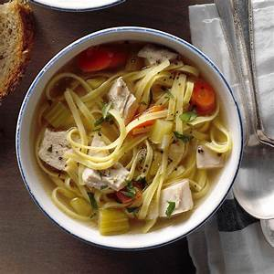 hearty-homemade-chicken-noodle-soup-recipe-how image