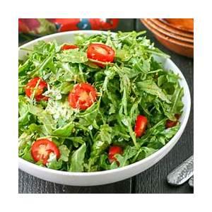 arugula-salad-with-lemon-balsamic-dressing-everydaymaven image
