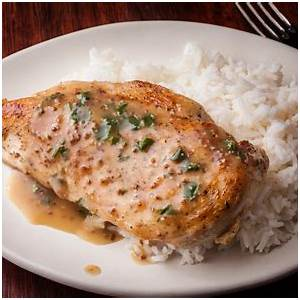 baked-chicken-breasts-with-mustard-sauce-recipe-chowhound image
