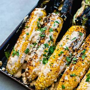 grilled-mexican-corn-with-mayo-a-couple-cooks image