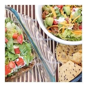layered-taco-salad-recipe-pillsburycom image