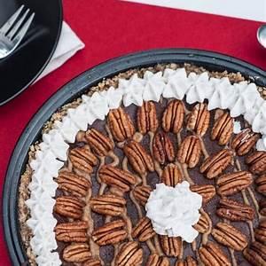 chocolate-caramel-pecan-pie-vgfp-vegan-family image