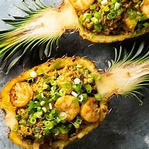 thai-pineapple-fried-rice-with-prawns image