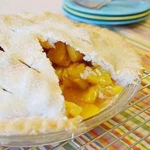 classic-peach-pie-recipe-land-olakes image
