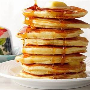 how-to-make-pancakes-from-scratch-taste-of-home image