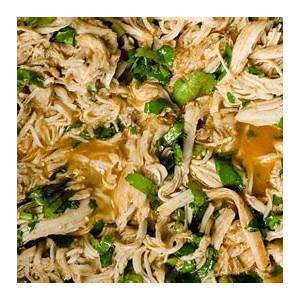 slow-cooker-cilantro-lime-chicken-with-video-our image
