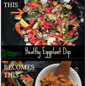 roasted-eggplant-crostini-recipe-spinach-tiger image