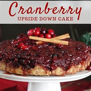 the-best-cranberry-upside-down-cake image