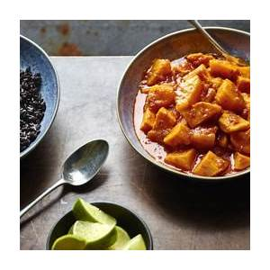 butternut-squash-and-sweet-potato-curry-recipe-bbc-food image