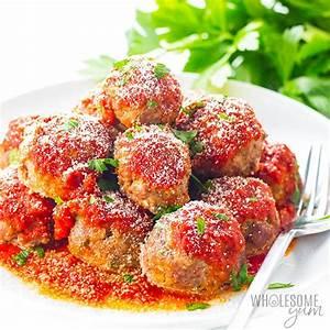 easy-low-carb-keto-meatballs-recipe-30-min image