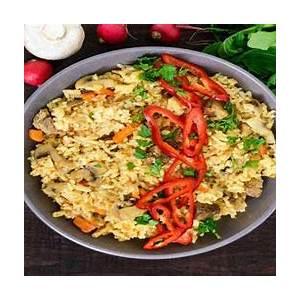 chicken-quinoa-biryani-recipe-by-divya-burman-food image