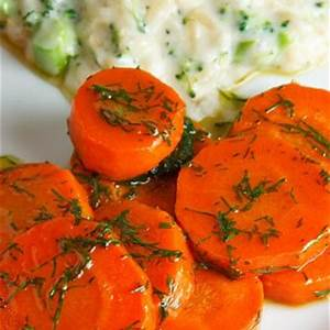 maple-glazed-carrots-with-dill-closet-cooking image