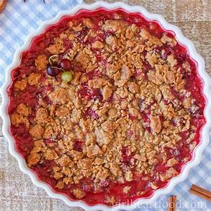 gooseberry-crumble-so-easy-and-delicious-girl-heart-food image