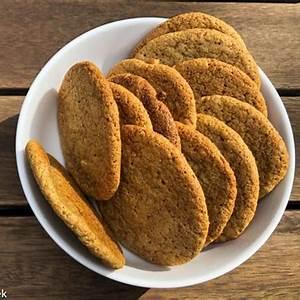 crispy-ginger-spice-cookies-brenda-janschek-health image