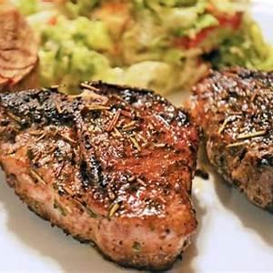 pan-fried-lamb-chops-with-rosemary-recipe-food-fanatic image