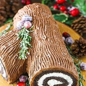easy-chocolate-yule-log-cake-bche-de-nol image