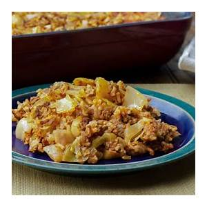 cabbage-roll-casserole-easy-recipe-for-this-one-pot-meal image
