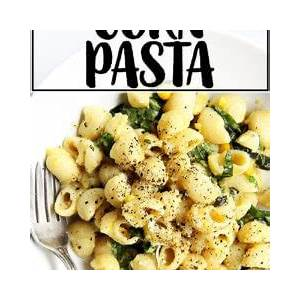 creamy-no-cream-corn-pasta-alexandras-kitchen image