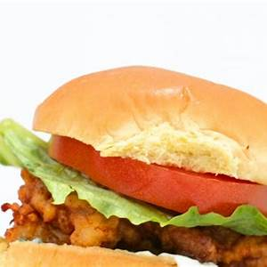 fried-chicken-sandwiches-with-spicy-slaw-recipe-sunset image