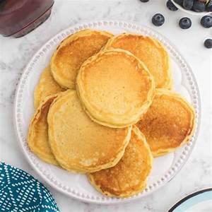the-best-buttermilk-pancakes-pancake image