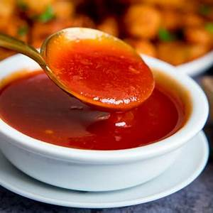 easy-sweet-and-sour-sauce-recipe-nickys-kitchen image
