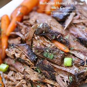 barbecue-honey-pot-roast-with-carrots-swanky image