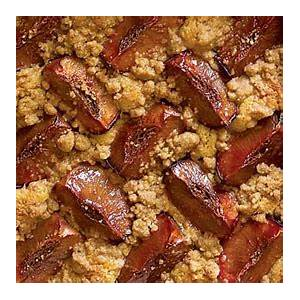 plum-coffee-cake-with-brown-sugar-cardamom image