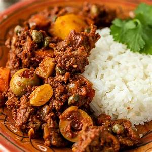 cuban-beef-picadillo-kevin-is-cooking image