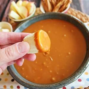 peanut-butter-butterscotch-fondue-30-fabulous-fondue-dippers image