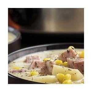 10-best-slow-cooker-ham-potato-soup-recipes-yummly image