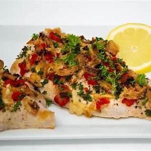 easy-baked-catfish-with-lemon-garlic-butter-heartland image