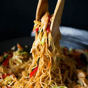 chicken-yakisoba-cooking-classy image