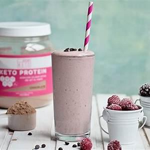 very-berry-chocolate-protein-smoothie-kiss-my-keto-blog image