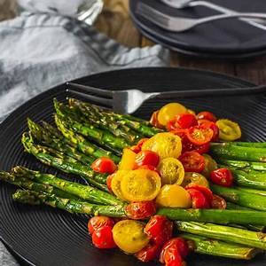 oven-roasted-asparagus-and-tomatoes-healthier-steps image