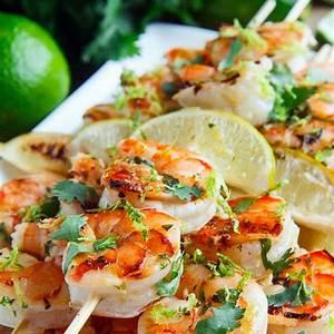 cilantro-lime-grilled-shrimp-closet-cooking image