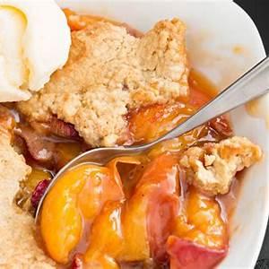 a-recipe-for-fresh-peach-slump-the-spruce-eats image