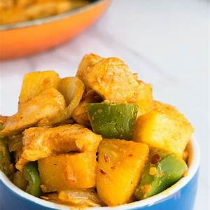 easy-pineapple-chicken-one-pot-one-pot image
