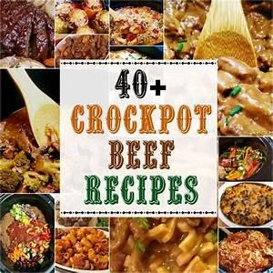 40-crock-pot-beef-recipes-slow-cooker-kitchen image
