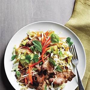 thai-steak-salad-recipe-steamy-kitchen-recipes-giveaways image