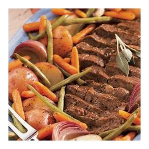 beef-pot-roast-with-vegetables-and-herbs image