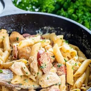 cajun-chicken-pasta-jo-cooks image