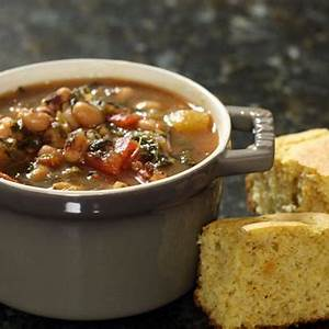 black-eyed-peas-and-greens-soup image