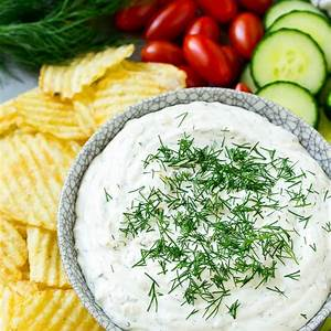 dill-dip-for-chips-and-vegetables-dinner-at-the-zoo image