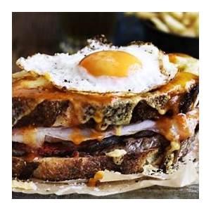 francesinha-portuguese-croque-madame-recipe-good-food image