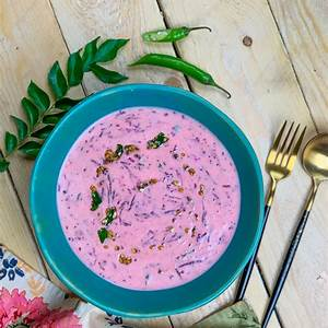 beetroot-raita-recipe-by-archanas-kitchen image