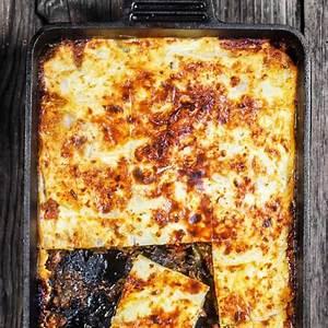 moussaka-recipe-eggplant-casserole-the-mediterranean-dish image